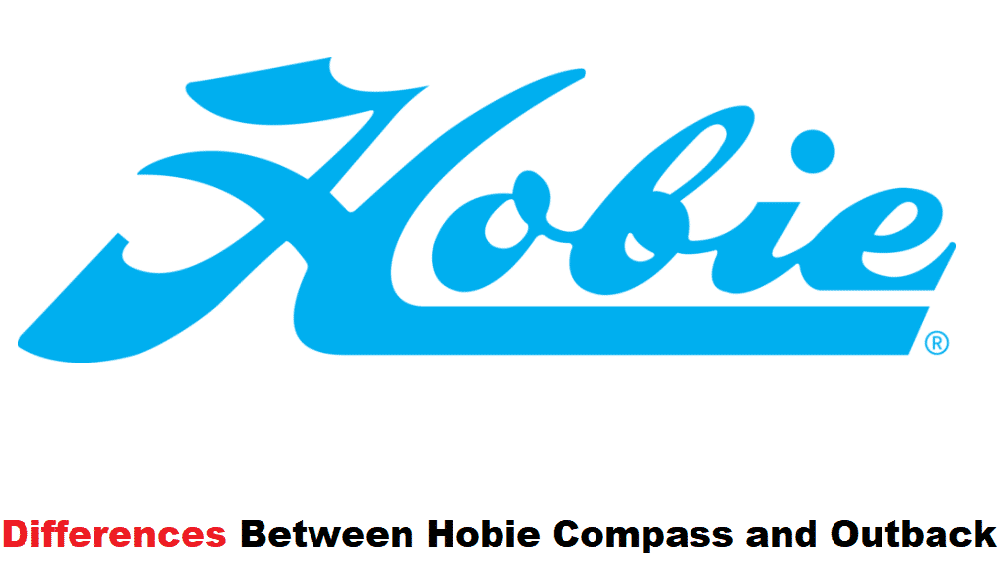 hobie compass vs outback